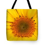 Chipmunk's Peredovik Sunflower Tote Bag
