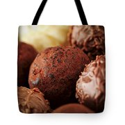 Chocolate Truffles Tote Bag