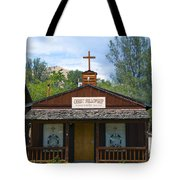 Christ Fellowship Wofford Heights Tote Bag