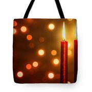 Christmas Ambiance Tote Bag