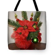 Christmas Centerpiece Tote Bag