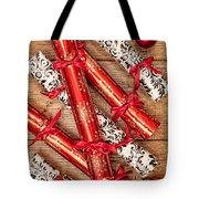 Christmas Crackers Tote Bag