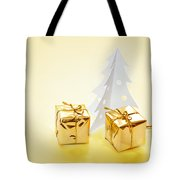 Christmas Decorations Tote Bag
