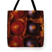 Christmas Ornaments In Box Tote Bag
