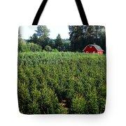 Christmas Tree Farm Tote Bag