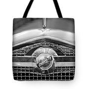 Chrysler Grille Emblem Tote Bag