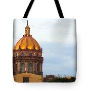 Church Of San Rafael Tote Bag