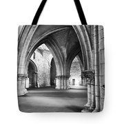 Church Of The Sao Francisco Convent Tote Bag