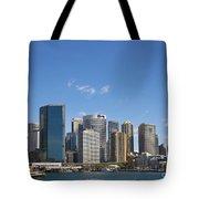 Circular Quay In Central Sydney Australia Tote Bag