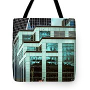 City Center -85 Tote Bag