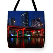 City Of Color Tote Bag