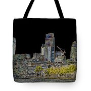 City Of London Art Tote Bag