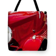 Classic Curves Tote Bag