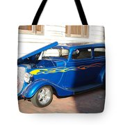 Classic Custom Car Tote Bag