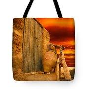 Clay Pot Tote Bag