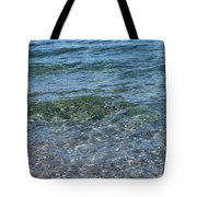 Clear Waters 3 Tote Bag