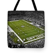 Cleveland Browns Stadium Tote Bag