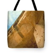 Cliff Palace Tower Tote Bag