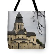 Cloister Fontevraud -  France Tote Bag