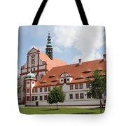 Cloister  St. Marienstern Tote Bag