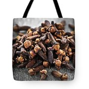 Cloves Tote Bag