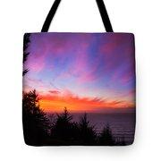 Coastal Skies Tote Bag