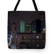 Cocathedral Of The Sacred Heart  Tote Bag