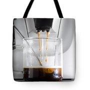 Coffee Machine Tote Bag