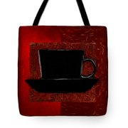 Coffee Passion Tote Bag by Lourry Legarde