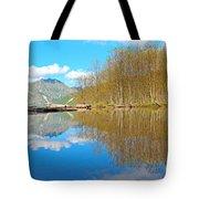 Coldwater Lake Tote Bag