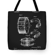 Collapsible Drum Patent 008 Tote Bag