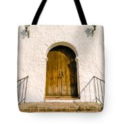 Colonial Door Tote Bag