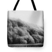 Colorado Dust Storm, 1935 Tote Bag