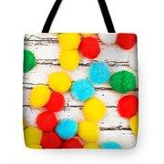 Colorful Bonbons Tote Bag