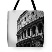 Colosseum - Rome Italy Tote Bag