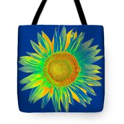 Colourful Sunflower Tote Bag