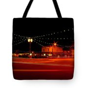 Columbiana Ohio Christmas Tote Bag