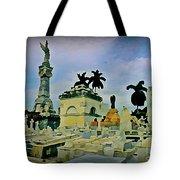 Columbus Cemetary Havana Tote Bag