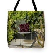 Come Sit Awhile Tote Bag