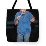 Comedian George Carlin Tote Bag