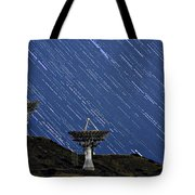 Communications To The Stars Tote Bag
