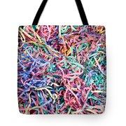 Confetti And Streamers Tote Bag