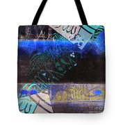 Contemporary Islamic Art 43 Tote Bag