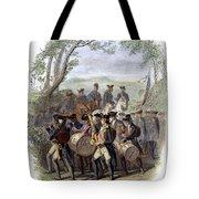 Continental Army Band Tote Bag