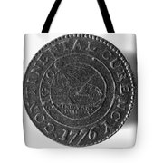 Continental Dollar, 1776 Tote Bag