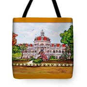 Convent Of Mary Immaculate Tote Bag