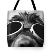 Cool Dog Tote Bag