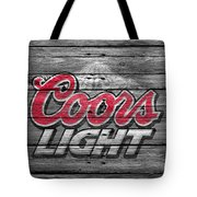 Coors Light Tote Bag