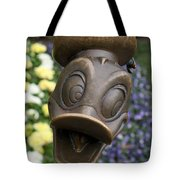 Copper Donald Tote Bag