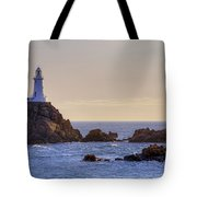 Corbiere Lighthouse - Jersey Tote Bag